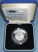 Millennium £5 Coin