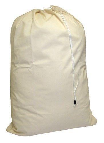 Canvas Laundry Bag Ebay