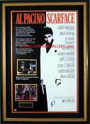 Scarface Poster Signed