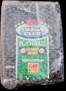 1992 Stadium Club Football Box