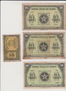 Morocco 5 Francs