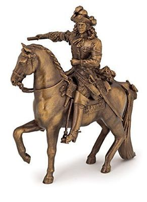 KING LOUIS XlV On His Horse 39709 ~ FREE SHIP/USA w/ $25.+ Papo Products