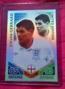 Match Attax Steven Gerrard
