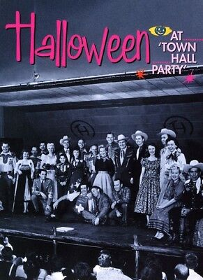 Town Hall Party: Halloween at Town Hall Party (2003, DVD (Halloween Town Dvd)