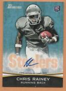 Chris Rainey Card