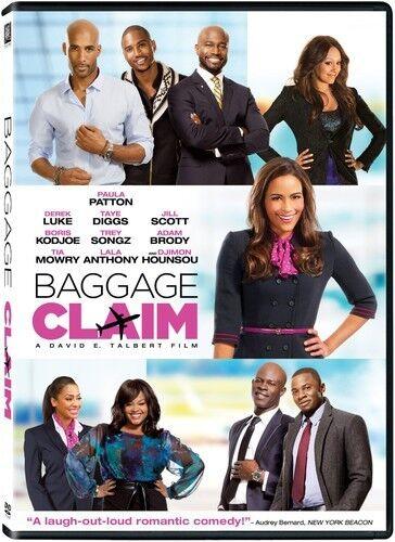 Baggage Claim (2014, REGION 1 DVD New) WS