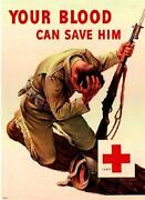 WWII Red Cross