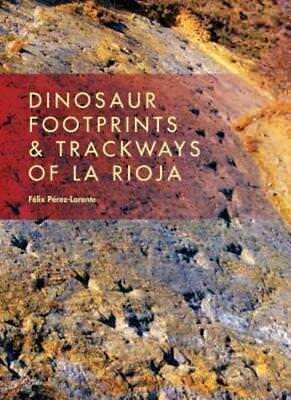 Dinosaur Footprints And Trackways Of La Rioja By Felix Perez Lorente  New