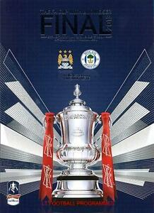 MANCHESTER-CITY-v-WIGAN-ATHLETIC-2013-FA-CUP-FINAL-PROGRAMME