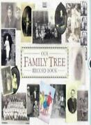 Family Tree Record Book