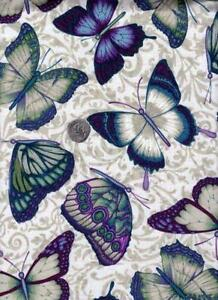 Cotton Erfly Fabrics