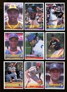 1984 Donruss Complete Set