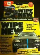 Wipe New Car