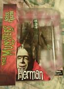 Herman Munster Doll