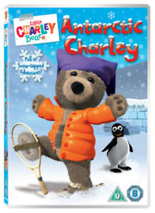 Little Charley Bear: Antarctic Charley DVD (2012) James Corden ***NEW***