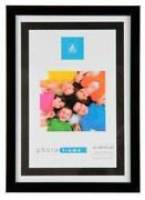 A4 Picture Frame Black