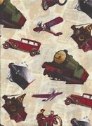 Old Car Fabric