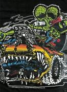 Rat Fink Car