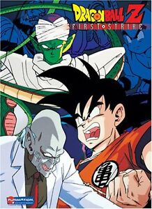 Dragonball Z First Strike DVD Move Collection (3 DVDs)