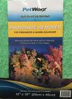 Marine Aquarium Filter Media & Accessories