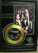 Queen Gold Disc