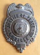 Illinois Police Badge