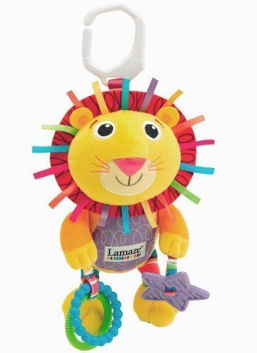 Lamaze Play and Grow Logan the Lion