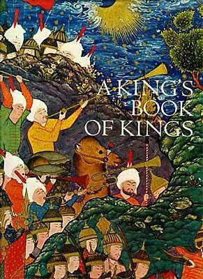 King's Book of Kings NY Metropolitan Iran Persian Art Shah-Nameh of Shah Tahmasp
