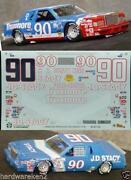 Slixx NASCAR Decals