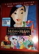 Disney Mulan DVD