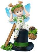 St Patricks Day Figurines