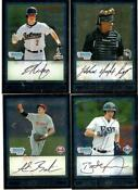2011 Bowman Chrome Prospect Set