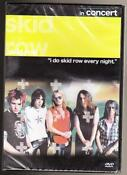 Skid Row DVD