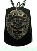 Police Dog Badge