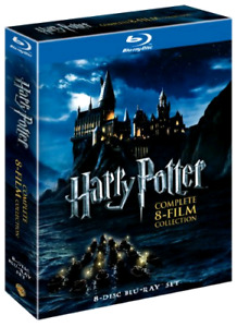 Looking for the Harry Potter film series on Blu Ray!