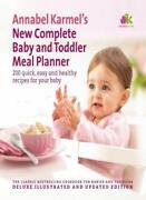 Annabel Karmel Meal Planner