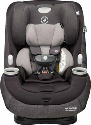 Maxi-Cosi Pria Max 3-in-1 Convertible Car Seat -Nomad Black -Size:One Size