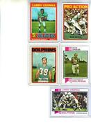 Bob Griese Football Card