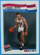 Larry Bird NBA Hoops