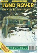 Land Rover Magazine