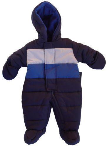 Toddler Boy Snow Suit Ebay