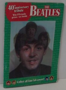 The Beatles 40th Anniversary Tribute Digest and Paul Figurine London Ontario image 2