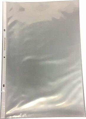 Sheet Protectors 11x17 Portrait View Document Display - Defective - 200 Pack