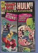 Tales to Astonish 50