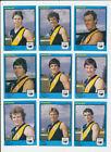 Scanlens Australian Football Trading Cards