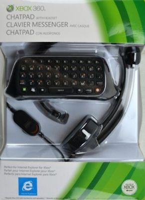 Xbox 360 Chatpad (keypad) Microsoft,