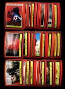 Return of The Jedi Trading Cards