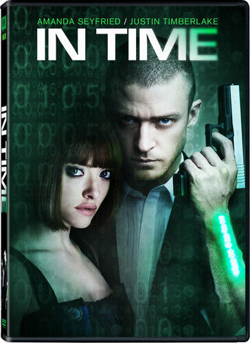 In Time [new Dvd] Widescreen