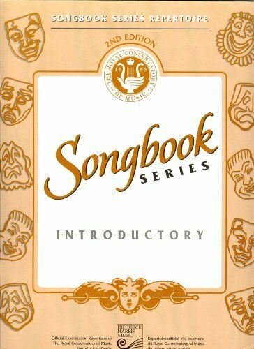 (RCM) Songbook Series Voice Repertoire Introductory