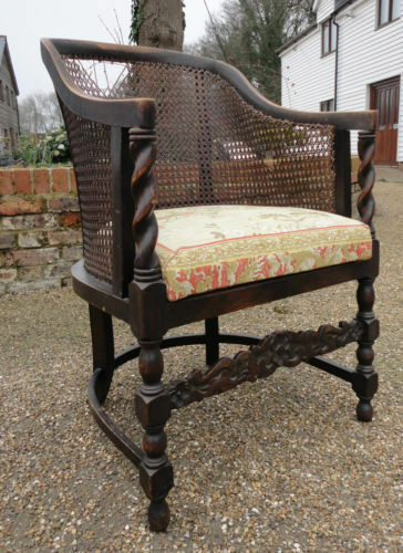 What are the Different Types of Antique Chairs?